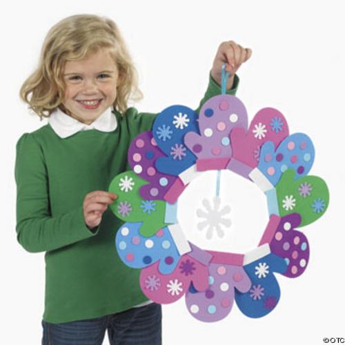 Поделки на новый год для детей 5 лет своими руками